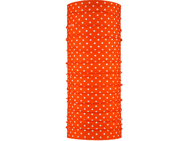 P.A.C. Kids Multifunktionstuch Kinder dots red
